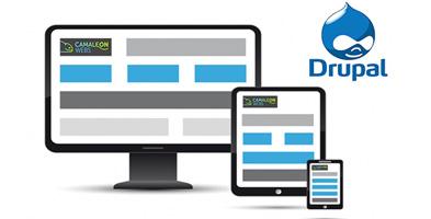 Solucions web responsive a mida, Drupal