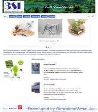 Pàgina inici: tressl-es - projecte web de Camaleon Webs
