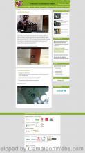 Pàgina inicio: youthme-eu - projecte web de Camaleon Webs